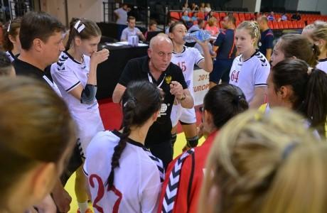 Итоги выступления на основном этапе Чемпионате Европы среди девушек в августе 2015 года