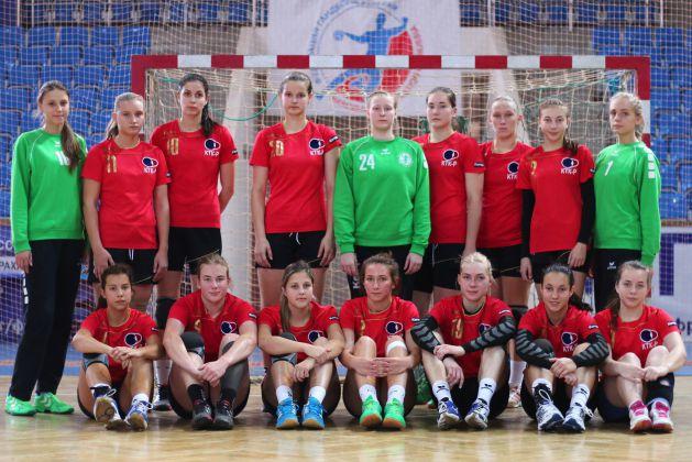 Итоги зональных соревнований первенства России по гандболу 2015-2016 г. среди команд девушек 1998-1999 г.р.