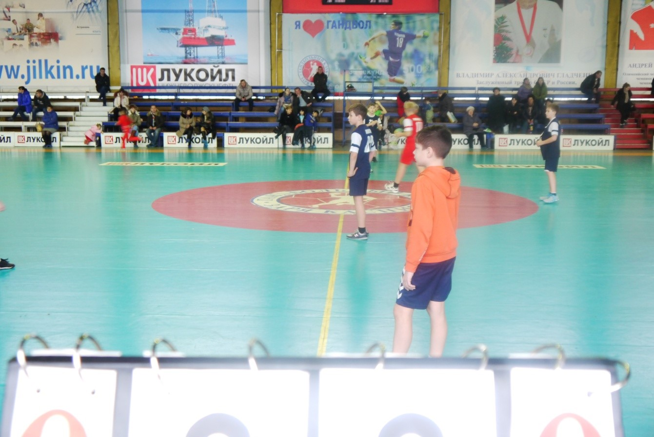 « Детская лига 2016»