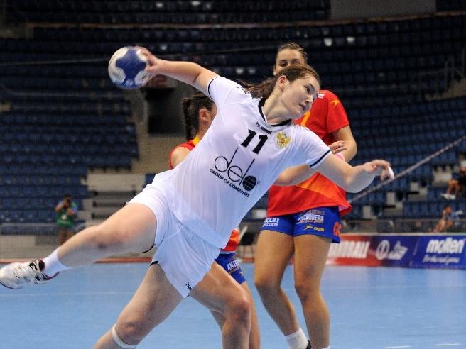 Россиянки – в полуфинале чемпионата мира среди юниорок