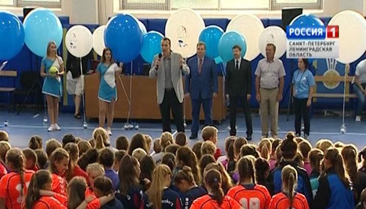 Международный детско-юношеский фестиваль гандбола  Petersburg Cup