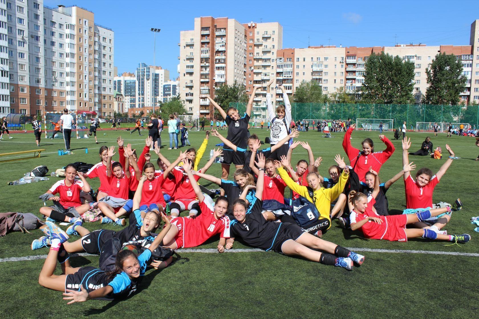 Итоги выступления на 3-ем  Международном  детско-юношеском  фестивале гандбола  Petersburg Cup