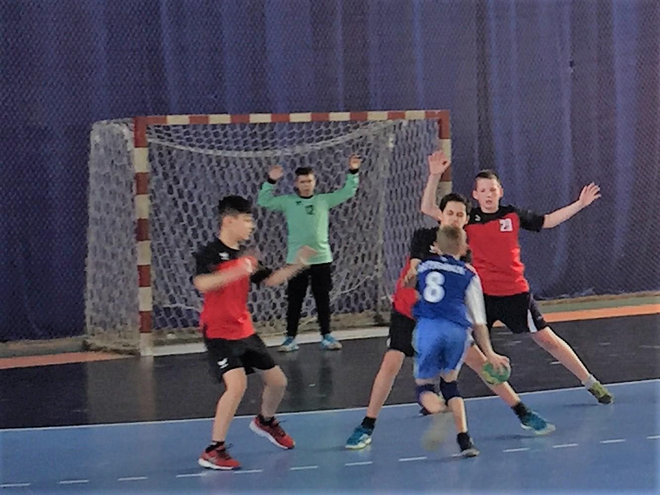 Всероссийская детская гандбольная лига