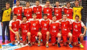 Юношеская сборная России на турнире во Франции