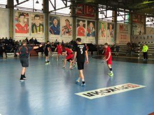 Команда Астраханской области начала первый день игр финальных соревнований с уверенной победы
