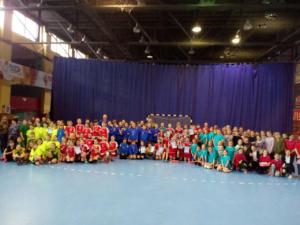 Итоги всероссийского турнира по гандболу посвященный памяти Н.П. Адоньева
