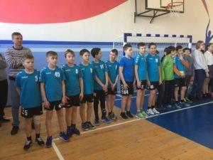 Сборная команда юношей 2006 г.р.- Астраханской области – в полуфинале всероссийских соревнований по гандболу