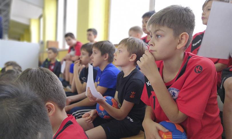 О чём мечтают спортсмены СШОР им. В.А. Гладченко?