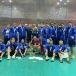Команда Астраханской области — серебряный призер V Летней Спартакиады молодёжи России 2021