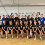 Команда девушек 2006 г. вошла в число лучших команд страны!