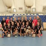 Серебро турнира привезли в Астрахань